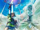 Artwork di 'Zelda: Skyward Sword HD'.