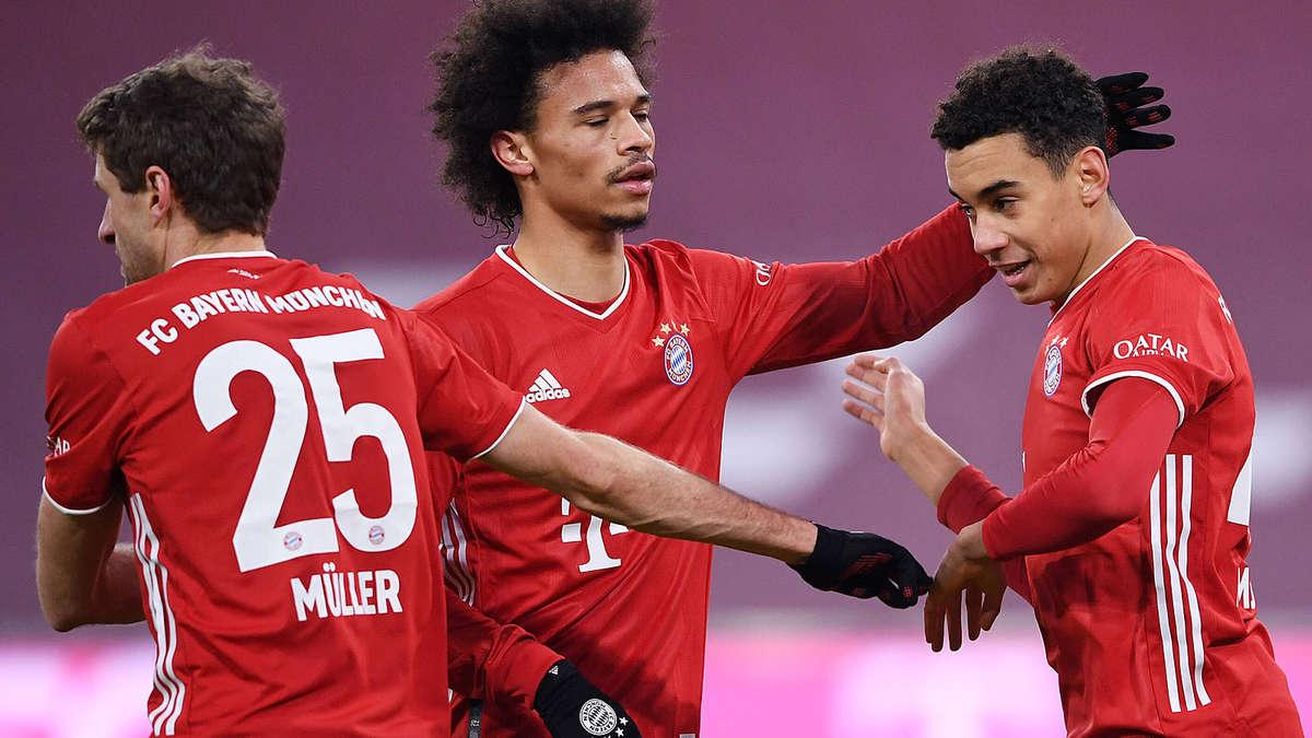 München FC Bayern: Von wegen Mega-Gehalt! FCB-Juwel Jamal Musiala hat...
