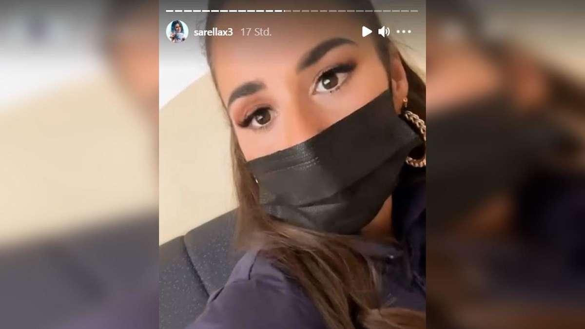 "Sarah Lombardi: Videodreh-Abbruch nach Schreck-Moment - ""Sofort ins Krankenhaus gefahren"" - tz.de"