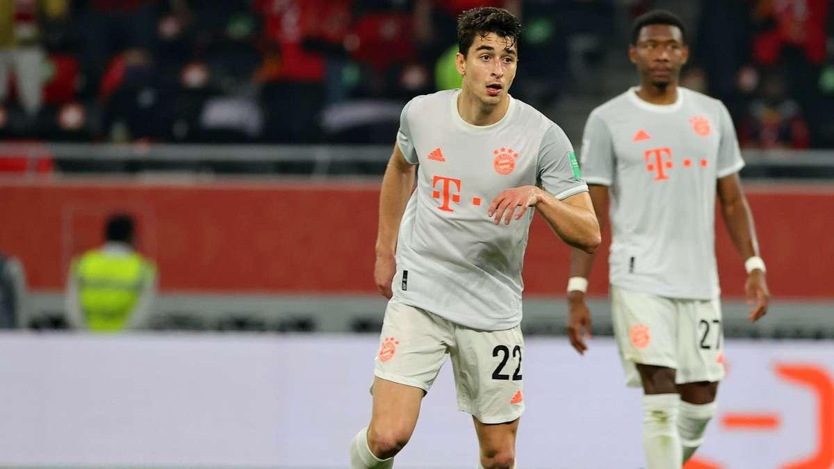 FC Bayern: Roca wird zum Ballmagnet: Beeindruckender Wert bei Klub-WM und kleines Flick-Lob - tz.de