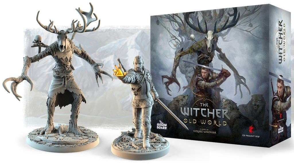"""The Witcher: Old World"" – CD Projekt Red will Brettspiel rausbringen."