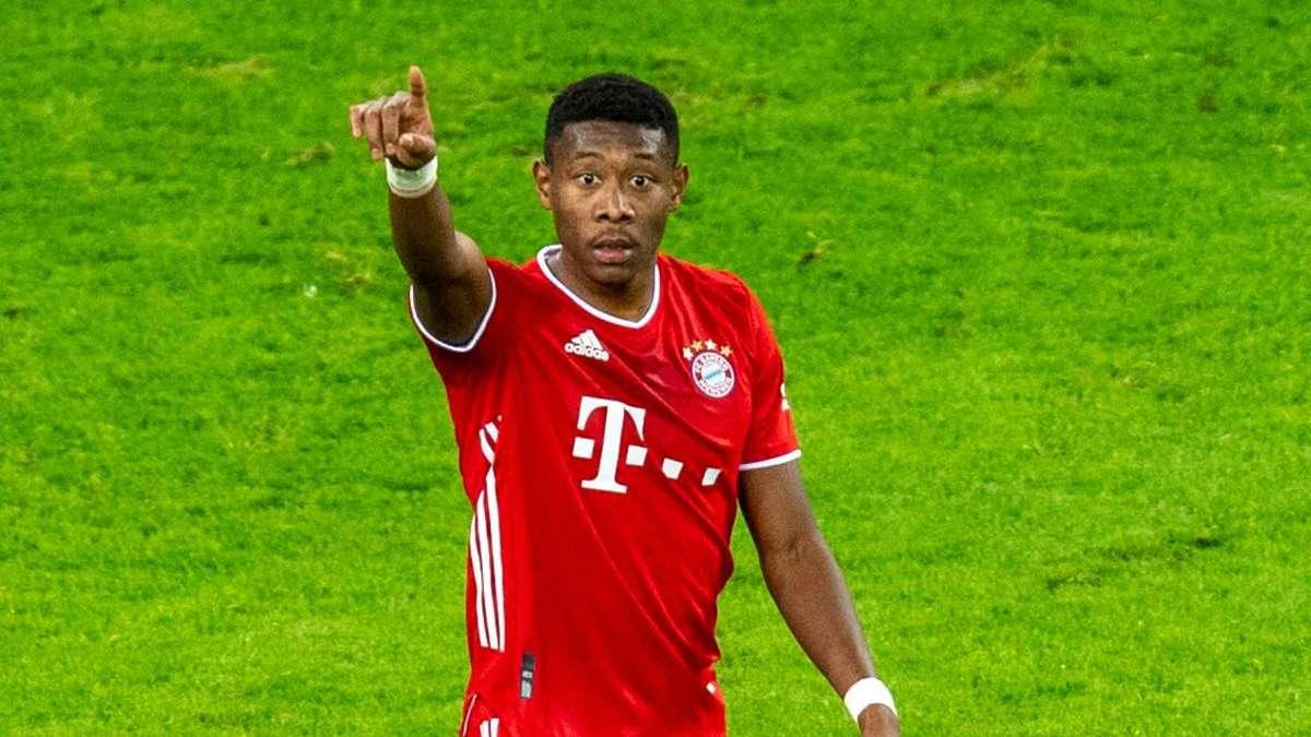 David Alaba lässt die Bayern-Bombe platzen - Und nennt direkt seinen Nachfolger - tz.de