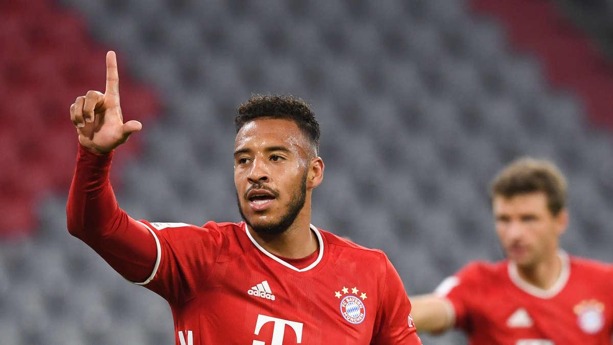 Schock-Diagnose für Corentin Tolisso! Spielt er nie wieder für den FC Bayern? - tz.de