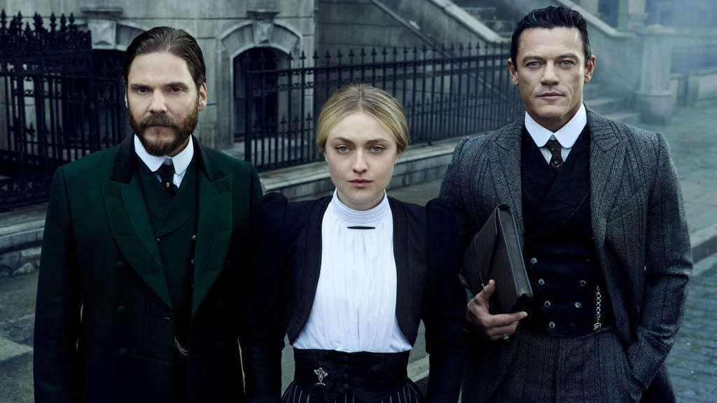 "Dakota Fanning in der Serie ""The Alienist"" aus dem Jahr 2018."