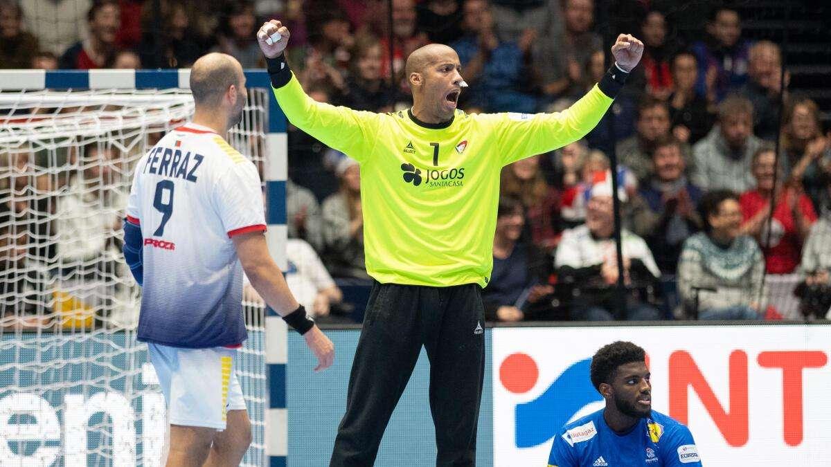 Alfredo Quintana: Im Alter von 32 Jahren - Handball-Nationaltorhüter völlig überraschend gestorben - tz.de