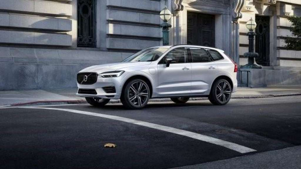 XC 60 Recharge (Plug-in-Hybrid)