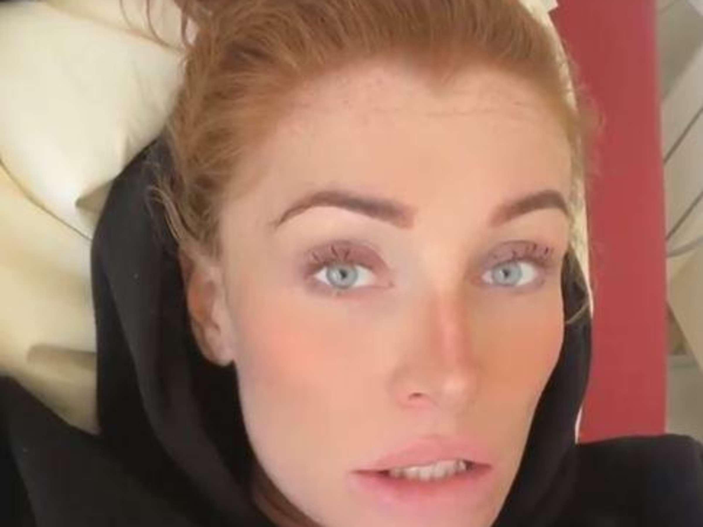 Georgina Fleur Meldet Sich Aus Frauenklinik Sorge Um Reality Tv Star Konnte Nicht Mehr Atmen Stars