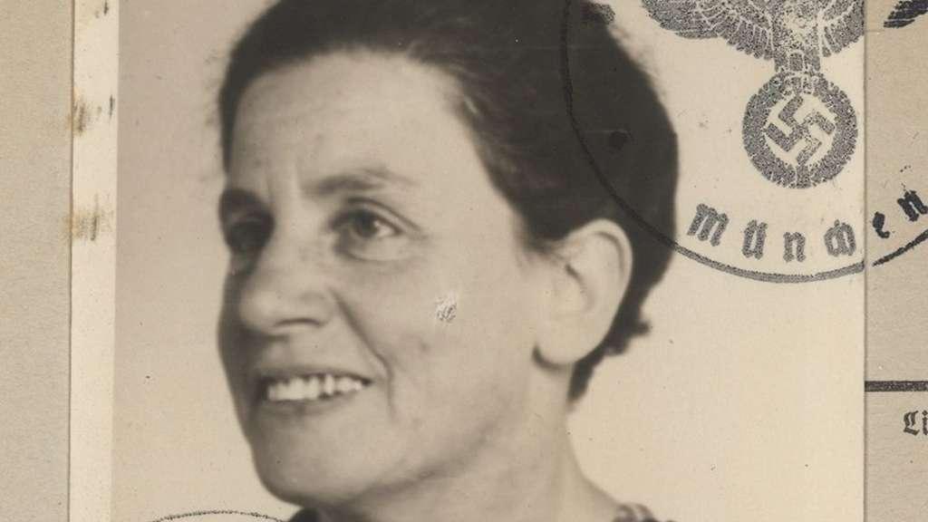 Die von den Nazis ermordete Martha Hirsch.