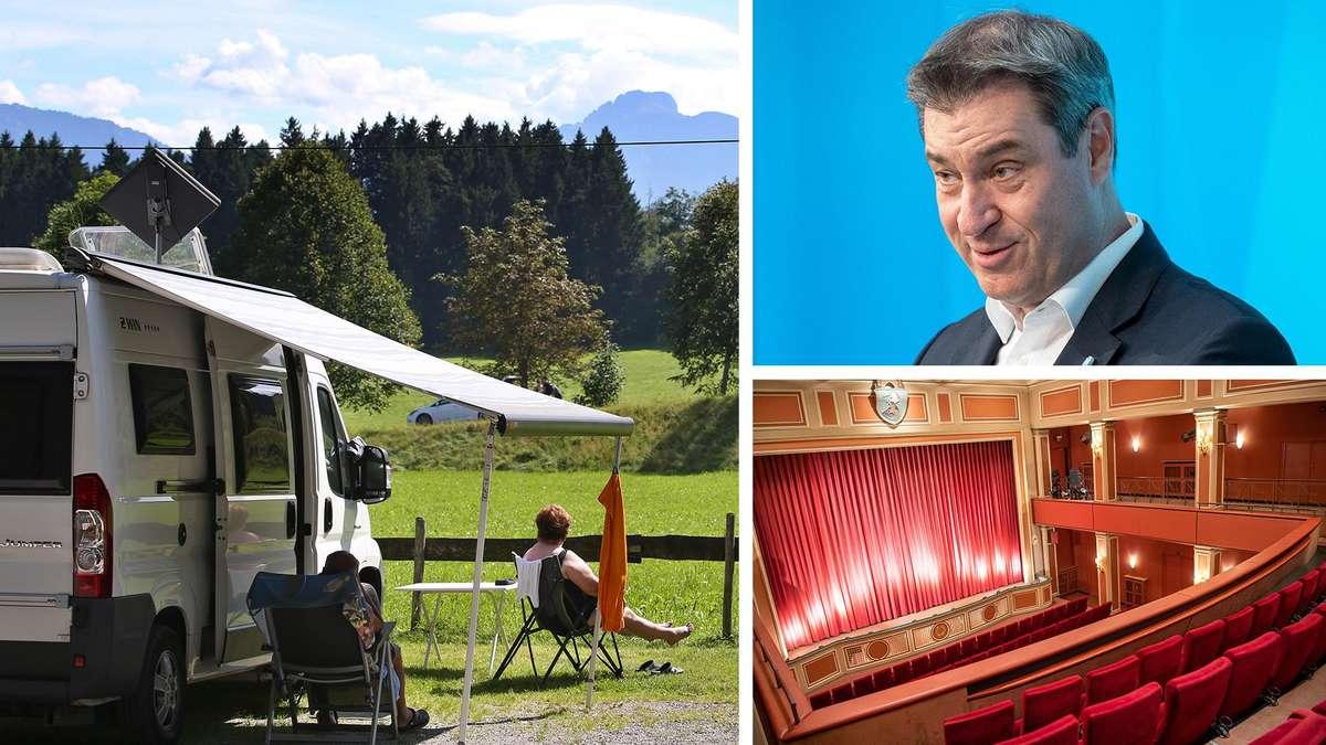 Komplett neuer Corona-Plan steht: Söder verkündet zahlreiche Bayern-Lockerungen - alle Infos im Überblick