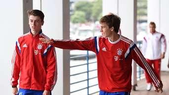 Er galt als große Nachwuchs-Hoffnung - Ex-Bayern-Juwel und Guardiola-Liebling zurückin Deutschland