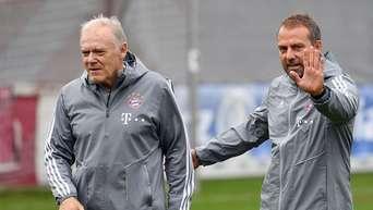 Wird er Co-Trainer beim DFB? Gerland wartet auf Anruf - und schickt schon eine Bewerbung an Flick