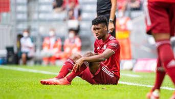 Sorgen um Kingsley Coman: Bayern-Star verletzt sich im Test gegen Neapel - und nicht nur er