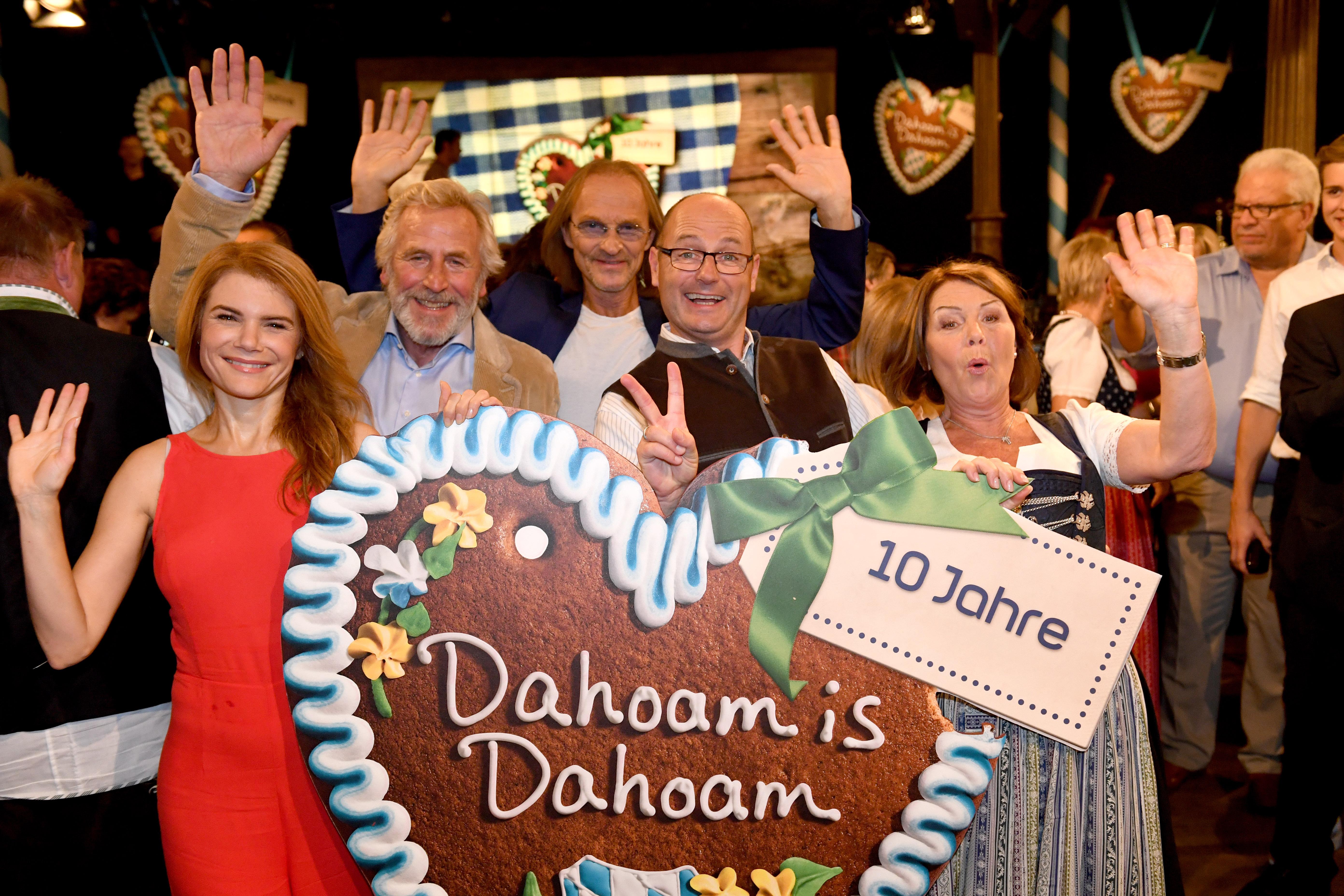 """""""Dahoam is Dahoam""""-Schauspieler wirft plötzlich hin - Fans todtraurig: """"Wirst uns mega fehlen"""""""