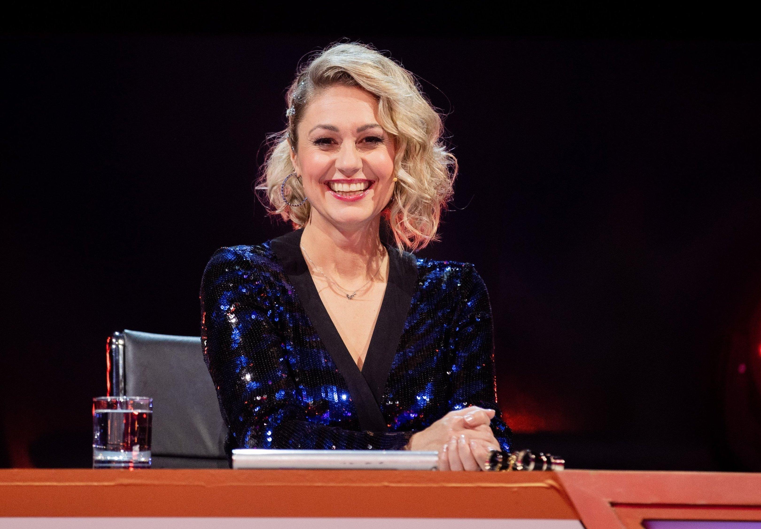 """Fremdschäm-Moment beim """"Deutschen Fernsehpreis"""": Gag mit Ruth Moschner empört RTL-Publikum - """"Tiefpunkt"""""""
