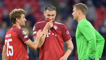 """""""Ich kam aus Brasilien nur für dein Trikot"""": Bayern-Star lässt sich nicht lange bitten"""